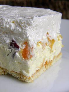 Brzi ljetni kolač s breskvama