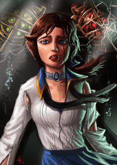 Elisabeth - Bioshock Infinite