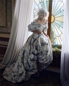Peau D'Ane fashion shoot by Carter Smith (2006)