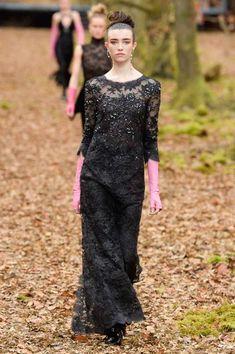 Chanel Autumn/Winter 2018 Ready To Wear | British Vogue