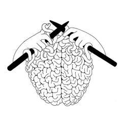 Sosyal yönden aktif olmak ve öğrenmeye devam etmek beynimizin kapasitesini artırıyor.  #brain #marconlab