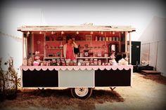The travelling tearoom emporium!!