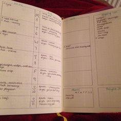 This week- back to work so I've changed my weekly layout to adapt. I'll be going back to using dailies for the first time in 6 weeks, which I'm quite looking forward to! ... #planwithmechallenge #bujo #bulletjournal #work #productivity #organisation #organization #plannerlove #weekly #layout #weeklylayout #teaching #education