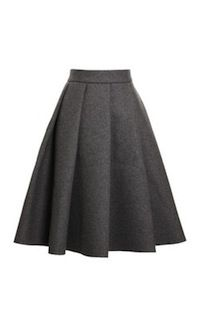 New in at Moda Operandi: J W Anderson's full skirt