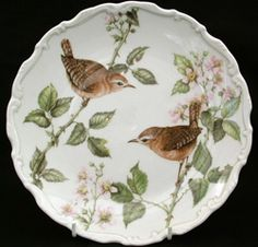 Royal Albert - The Country Walk Collection - Collector Plates www.royalalbertpatterns.com - 'Summer Song'
