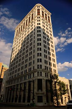 The John Hand Building is a historic high rise structure in Birmingham, Alabama. It was built in 1912 (as the American Trust and Savings Bank Building, then renamed the American-Traders National Bank Building and then, the First National Bank Building). It was once the tallest building in Alabama, until surpassed by Birmingham's City Federal Building a year later.