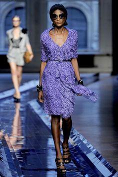 Jason Wu Spring 2011 Collection during N.Y. Fashion Week