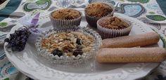 Viaggio Di Gusto: Muffin al muesli