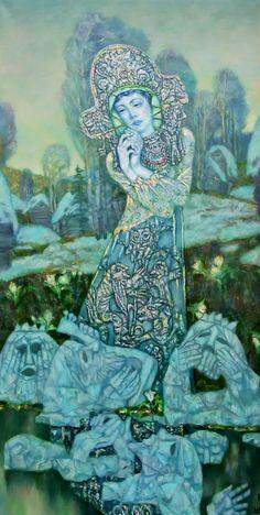 Oleg Gurenkov - 'Снеживиночка'