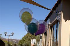 monster inc balloons