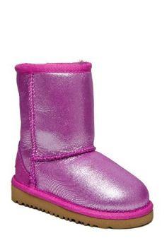 UGG Australia Infants' Classic Glitter Toddler Suede Boots UGG. $109.95