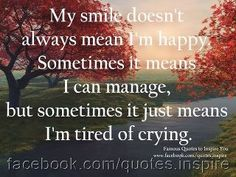 :) AlwAyS smile even when your cheeks start to hurt because you've been smiling so damn much:)