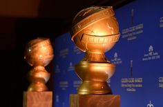 Golden Globe statues appear at the 73rd annual Golden Globe Awards nominations at the Beverly Hilton hotel on Thursday, Dec. 10, 2015, in Beverly Hills, Calif. The 73rd annual Golden Globe Awards will be held on Sunday, Jan. 10, 2016.