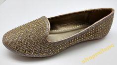 Baleriny damskie z cekinami L-345 Gold rozm36-41 http://allegro.pl/baleriny-damskie-z-cekinami-l-345-gold-rozm36-41-i3441227481.html