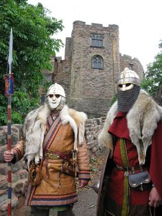 the anglo saxons clothes - Google Search
