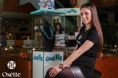 I Am Oxette Model campaign for Oxette MK