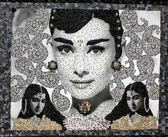 The great Bollywood Hollywood art mash-up
