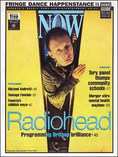 Radiohead - Magazine Covers - 1997 - Now
