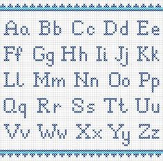 Illustration about Vector set of cross-stitched letters. Illustration of embroidered, alphabet, cross - 47863577 Cross Stitch Alphabet Patterns, Embroidery Alphabet, Cross Stitch Letters, Stitch Patterns, Cross Stitch Font, Crochet Alphabet, Cross Stitch Numbers, Alphabet Charts, Font Alphabet