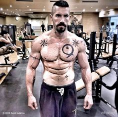 Gym Tattoos Designs ideas of 2019 for best looking Fitness bodybuilding tattoo on your body that shows a serious commitment on workout Fitness Diet, Mens Fitness, Fitness Goals, Body Fitness, Female Fitness, Fitness Workouts, Fitness Quotes, Workout Abs, Gym Frases
