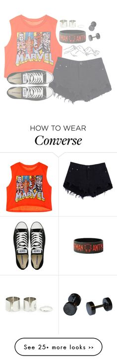 """""""//ShowYou//"""" by alex-bows on Polyvore featuring Converse"""