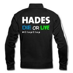 HADES ist ein Workout vom 15 Wochenprogramm von Freeletics. Wer es kennt und gemacht hat wird die Trainings-Jacke lieben.    HADES  die or live  #ClapClap  #NoExcuses