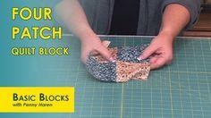 Four Patch Block   a