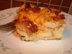 Bacon & Egg Casserole