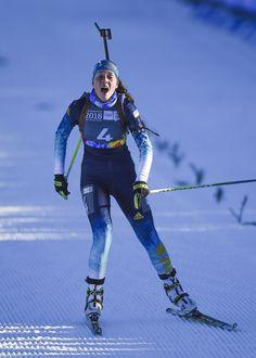 Biathlon Women's 7.5 km Pursuit