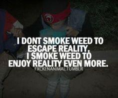 Enjoy the reality!
