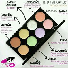Maquillaje bases