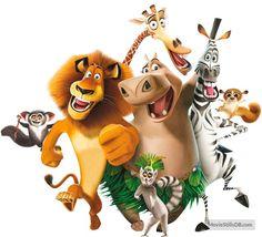 Madagascar (Tom McGrath e Eric Darnell, Madagascar Film, Madagascar Party, Pin Up Drawings, Cartoon Drawings, Madagascar Wallpaper, Movie Crafts, Instagram Cartoon, Dreamworks Movies, Film D'animation