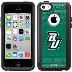 iPhone 5c OtterBox Commuter Series University Case (A-J), Green