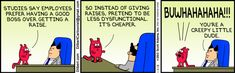 Dilbert comic strip for 01/11/2013 from the official Dilbert comic strips archive.