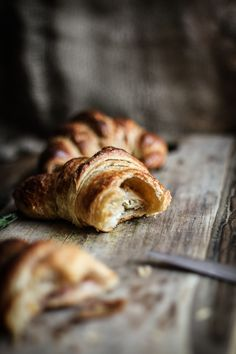 Adventures in Cooking: Croissants: Three Ways