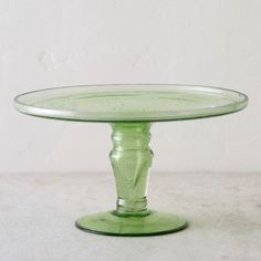 Bubble Glass Cake Stand