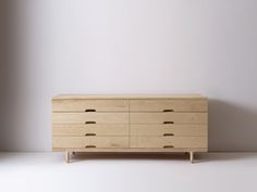Simple Dresser - Modern Solid Wood Dresser | Kalon Studios US