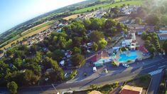 """Le Camping Le Parc de la Grève, """"c'est drone"""" vu d'en haut! Saint, Park, Vacation"""
