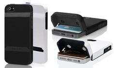 Incipio Stashback Credit-Card or Hardshell Case for iPhone 5/5s | Groupon