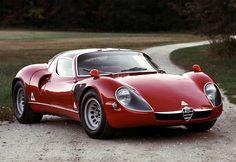 Alfa Romeo 33 Stradale - http://motorcyclecarz.com/alfa-romeo-33-stradale-2/