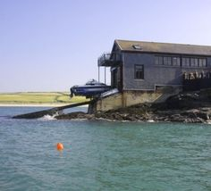 Holiday Cottage in Hawkers Cove | The Old Lifeboat Station