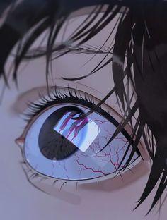 Art Anime, Anime Art Girl, Manga Art, Dark Anime Art, Aesthetic Art, Aesthetic Anime, Arte 8 Bits, Dark Art Illustrations, Japon Illustration