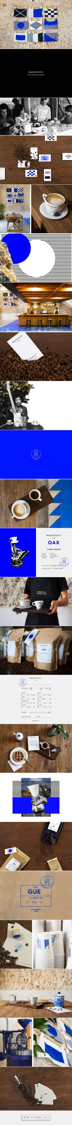 Manifesto Roasting House Branding by Bienal Comunicación | Fivestar Branding Agency – Design and Branding Agency & Curated Inspiration Gallery