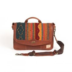 Oaxacan Messenger | WILL LEATHER GOODS