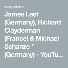 James Last (Germany), Richard Clayderman (France) & Michael Schanze * (Germany) - YouTube James Last, Boogie Woogie, France, Germany, Youtube, Musica, Deutsch, French Resources, Youtubers