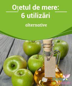 #Oțetul de mere: 6 utilizări #alternative  În mod #obișnuit, oțetul de mere este asociat cu #domeniul gastronomic. Acest lucru se întâmplă probabil datorită gustului minunat al acestuia, nu numai că este o băutură foarte sănătoasă, dar poate face ca mesele tale să fie mult mai speciale. Însă, este important să știm că oțetul de mere mai poate fi utilizat în multe alte moduri în afara domeniului culinar. Metabolism, Good To Know, Alternative, Health Fitness, Free, Per Diem, Fine Dining, Fitness, Health And Fitness