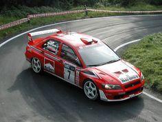 San Remo 2002 - Delecour François - Grataloup DanieliconMitsubishi Lancer WRC2