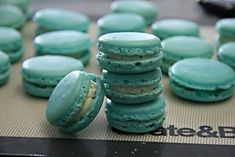 Beyond Umami: Step By Step Earl Grey Macarons with Earl Grey Buttercream Recipe