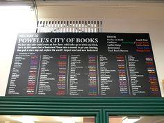 Literary Tourism: A Book Lover's Guide to Portland // BookRiot // November 10, 2013