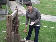 ▶ Rope Making at Ryedale Folk Museum - YouTube